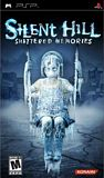 Silent Hill: Shattered Memories PSP