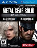Metal Gear Solid HD Collection PSV