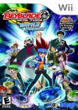 Beyblade: Metal Fusion - Battle Fortress WII