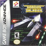 Gradius Galaxies GBA