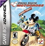 Disney Sports Motocross Check Point GBA