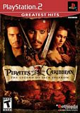 Pirates of the Caribbean: The Legend of Jack Sparrow PS2