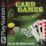 Family Card Games PS