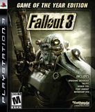 Fallout 3: Game of The Year Edition PS3
