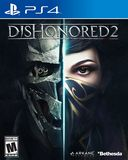 Dishonored 2 (Standard Edition) PS4
