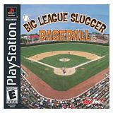 Big League Slugger Baseball PS