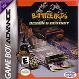 Battlebots Design & Destroy GBA