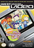 All Grown Up! vol. 1 GBA Video
