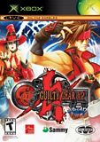 Guilty Gear X2 Live Xbox