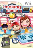 Cooking Mama World Kitchen WII