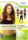Jillian Michaels Fitness Ultimatum 2009 WII