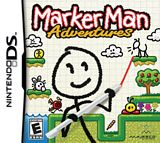 Marker Man Adventures NDS