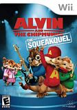 Alvin & The Chipmunks: Squeakquel WII