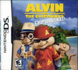 Alvin and the Chipmunks: Chipwrecked NDS