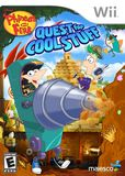 Phineas and Ferb: Quest for Cool Stuff WII