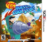 Phineas and Ferb: Quest for Cool Stuff 3DS