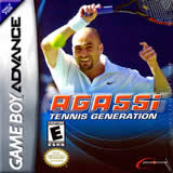 Agassi Tennis GBA