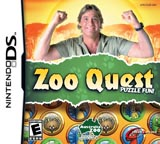 Zoo Quest Puzzle Fun! NDS