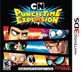 Cartoon Network: Punch Time Explosion 3DS