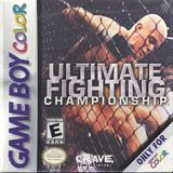 Ultimate Fighting Championship GBC