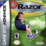 Razor: Freestyle Scooter GBA