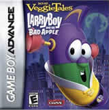 Larry Boy And The Bad Apple GBA