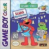 Elmo In Grouchland GBC