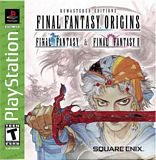 Final Fantasy Origins Greatest Hits PS