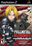 Full Metal Alchemist and the Broken Angel PS2