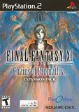 Final Fantasy XI: Chains of Promathia Expansion Pack PS2