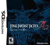 Final Fantasy Tactics A2 NDS