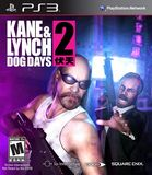 Kane and Lynch 2: Dog Days PS3