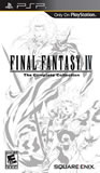 Final Fantasy IV The Complete Collection PSP
