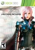 Final Fantasy XIII: Lightning Returns Xbox 360