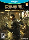 DeusEx Human Revolution Director's Cut Wii-U