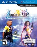 Final Fantasy X|X-2 HD Remaster (FF X-2 as download only) PSV