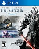 Final Fantasy XIV: Stormblood Complete Edition PS4