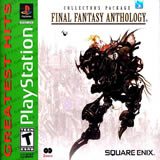 Final Fantasy Anthology (Greatest Hits) PS