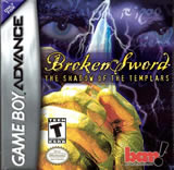 Broken Sword: The Shadow of the Templars GBA