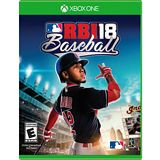 RBI Baseball 2018 Xbox One