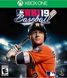 RBI Baseball 2019 Xbox One