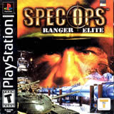 Spec Ops: Ranger Elite PS