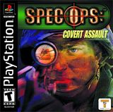 Spec Ops: Covert Assault PS