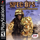 Spec Ops: Airborne Commando PS