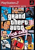 Grand Theft Auto: Vice City GH PS2