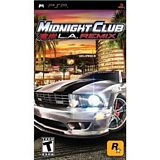 Midnight Club: Los Angeles Remix PSP