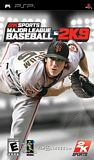 Major League Baseball 2K9 PSP