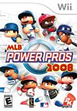 Major League Baseball Power Pros 2008 WII