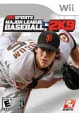 Major League Baseball 2K9 WII