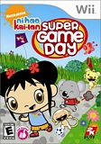Super Game Day Ni Hao Kai-Lan WII